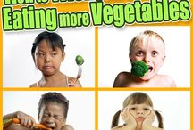 Teaching kids to eat properly