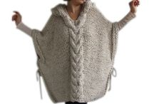 winter adult knits