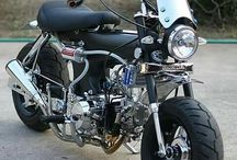 Honda Dax, Monkey, and more