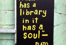 """""""Books"""" / Quotes and phrases about books that remind us how much we love reading!"""