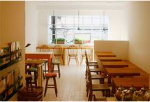 Tokyo/ to see/ cafe