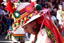 Indumenti culturali / In ogni angolo di mondo, vestiti e colori che mettono a nudo l'anima