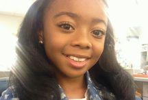 Skia Jackson / She is the best little girl on disney channel love her