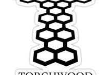 Torchwood / by Cassandra Woods