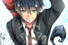 ao no exorcist :3
