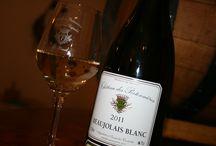 Beaujolais Blanc / Les Beaujolais Blanc du Château des Pertonnières