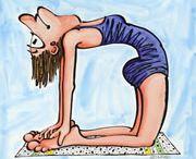 Yoga Art / Artes relacionadas à yoga
