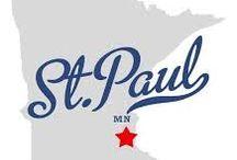 Saint Paul, Minnesota / Places, activities and food in Saint Paul, Minnesota! :)