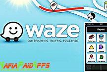 Waze - GPS, Maps, Traffic Alerts & Live Navigation Apk for Android
