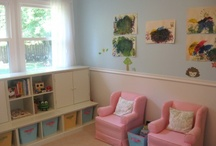 Dream Playroom / by Tiffany Pequin
