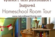 Home Learning Spaces