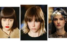Fall-Winter 2016/17 Hairstyles: Fringe