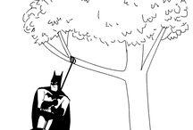 Batman all around