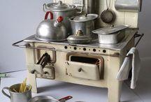 Cocinas y chimeneas