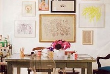Gallery Walls Only / Gallery wall inspirations