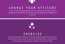 Self Care + Be Positive
