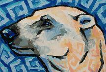 Bears / Paintings of Bears
