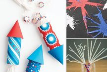 Fireworks Craft