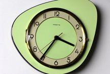 Vintage clocks / Kitchen