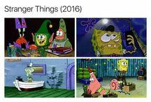 Stranger things inspired
