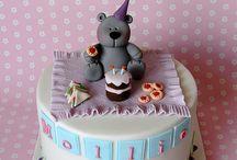 Cakes - Teddy Bear