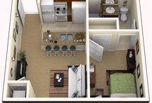 male mieszkania