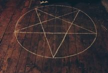THE WITCHES / The balance between darkness and light.