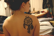 Daddy cried when he saw my tattoo, Said he'd love me anyway <3 / by Amanda Carver