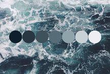 aes: color pallets