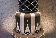 Wedding - Cake Inspo. / #wedding #cake #weddingcake