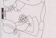 rozenin phacwork motifleri
