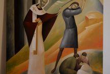 Contemporary Religious Art by Liviu Dumitrescu