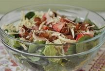 Salads/Soups/ Sandwiches / by Cheryl Flanagan