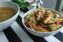 Recetas / Recetas Sanas, altas en proteinas y deliciosas