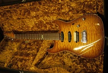 Suhr / by radya guitars