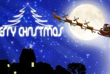 Wish you a Merry Christmas / Wish you a Merry Christmas.  May this festival bring abundant joy and happiness in your life
