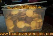 Biscuits / Variasies