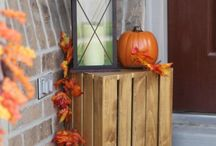Decorating Fall Ideas