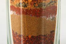 Seasonings and marinates