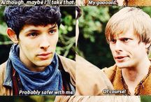 Merlin / Watched till the end my soul is broken