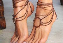Ayak takıları