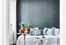 Feeling Blue / Blue | Interior Design | Art | Decor | Furniture