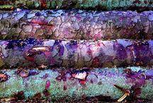 Textures and Colours / Textures and Colours that can inspire interior techniques.