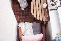 EXTERIOR- small balcony
