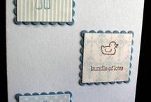 Baby Cards / by Marsha Bichler