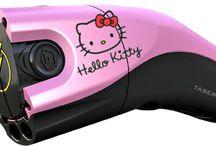Hello kitty crazy / by Kayla Hoffman