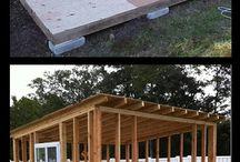 Zahrada - stavby