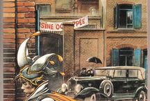 Comics: Enki Bilal