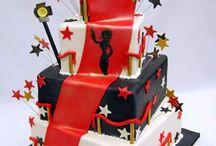 anniversaire 50 ans gâteau