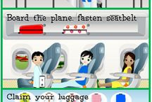 Airplane Travel Tips with Kids / Get tips for flying to your next vacation destination and more